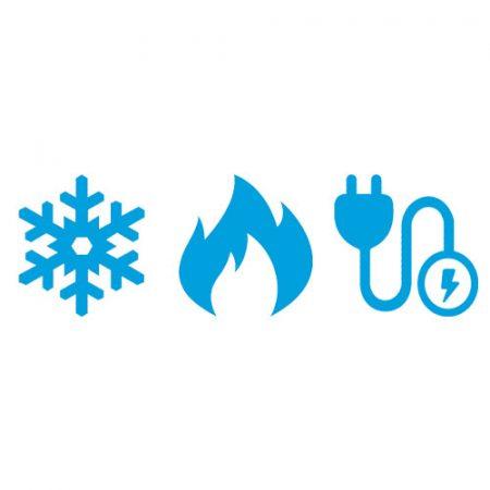Refrigerators (Cooler +heater + parking functions)